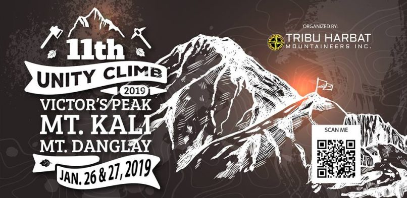 11th Unity Climb slated this January 27