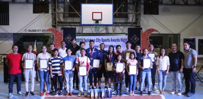 2019 Tacloban City Sports Awards Night