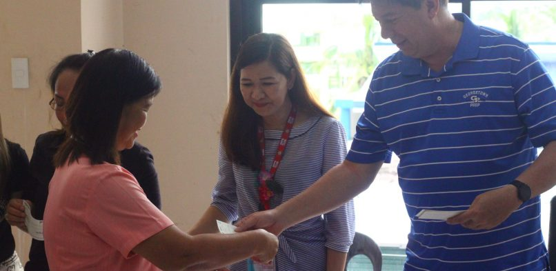 64 Typhoon-affected public schools get P3.2-M aid from City Gov't