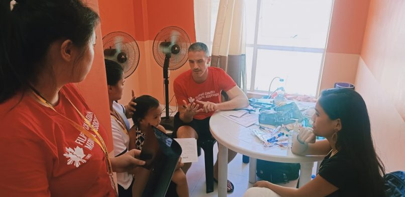 Fil-Canadian Medical Association conducts outreach program in Tacloban