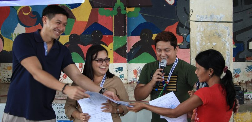 Tacloban City Gov't, Plan Int'l partner in free live birth processing program