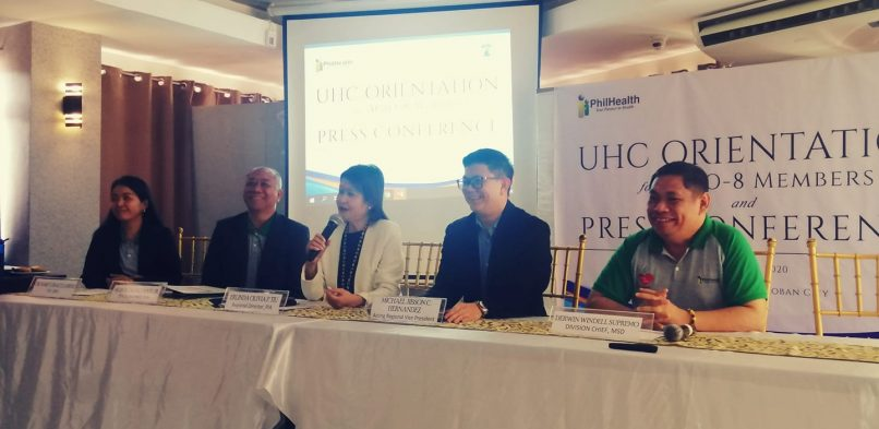 PhilHealth 8 encourages local health providers to get accredited under new primary health care program