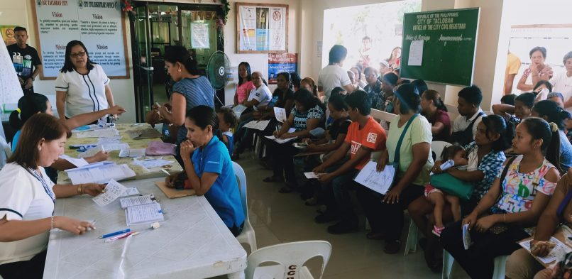 Civil Registration Month Celebration