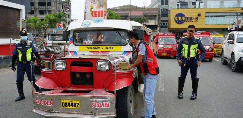 PUV drivers, operators face fine; warn to enforce health protocols vs COVID19