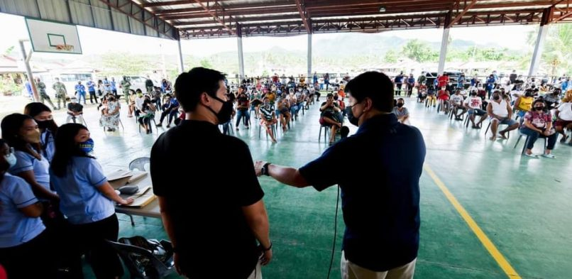 150 Certificates of Conveyance released to 'Pabahay' beneficiaries