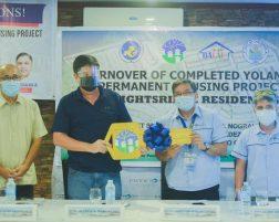 986 housing units nahidugang nga responsibilidad han City Government