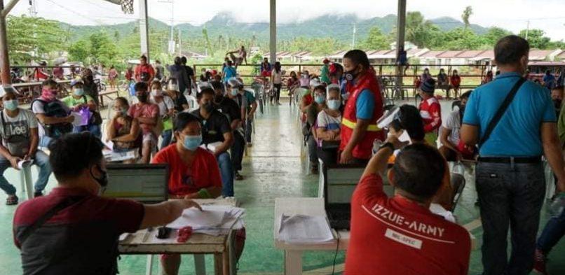Financial aid distributed to 314 Yolanda Pabahay beneficiaries