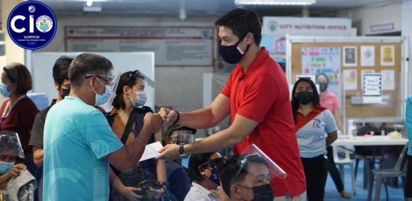 109 beneficiaries received aid during People's Day