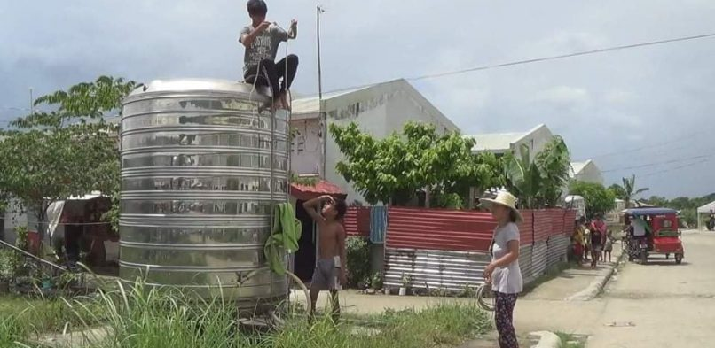 LIBRE an water supply tikang ha City Government, pero an Cluster officers nagsusukot hin talagudti