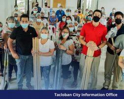 Mayor Romualdez strengthens food security and livelihood programs in Tacloban