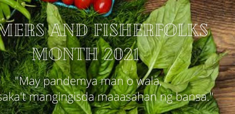 Tacloban City Agri to donate farm produce to Sto Parish Community Pantry