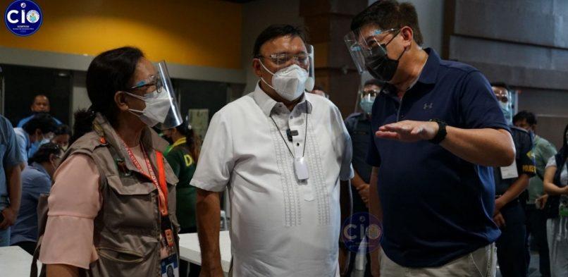 Vaccination Rollout han Tacloban gin-dayaw ni Roque