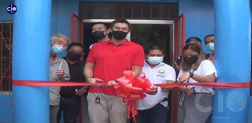 Turnover han Day Care ha Brgy. 103-A Paglaum ha siyudad han Tacloban