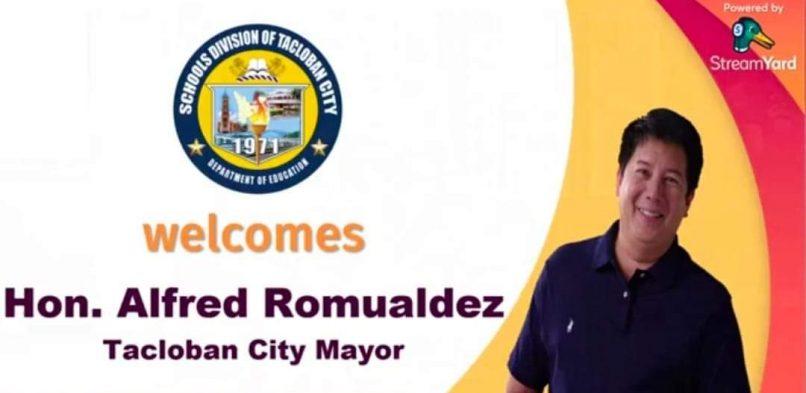 Mayor Romualdez supports BRIGADA ESKWELA 2021