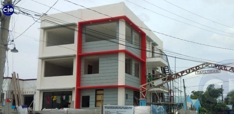 P14.8M Health Center ha Norte Tacloban matatapos na