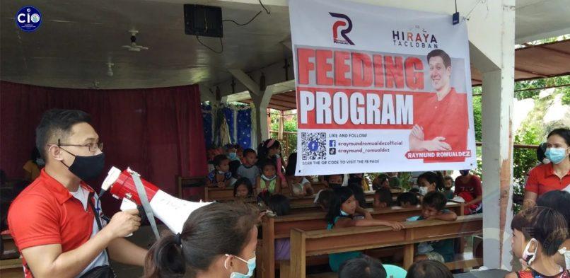 Feeding program para mas himsug an kabataan