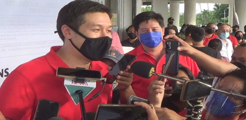 Pagka Mayor, Vice Mayor han mag-amay nga  Romualdez kasado na