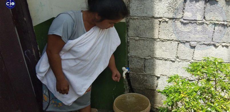 WATER CONNECTION DIREKTA NA HA VILLA SOFIATACLOBAN CITY